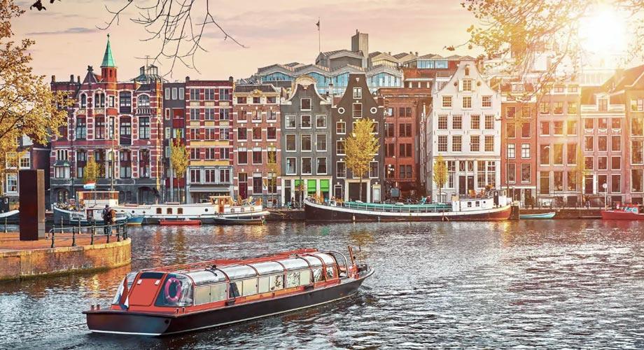 Viajar Amsterdam