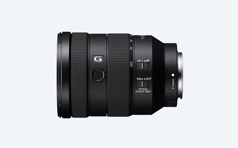 Sony FE 24-105mm F4 G OSS para viajar
